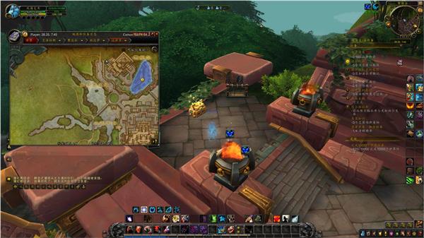 《魔兽世界》8.15祖达萨宝藏位置介绍_52z.com
