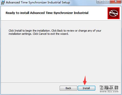 Advanced Time Synchronizer Industrial(时间同步工具)V4.3.0810 官方版_52z.com