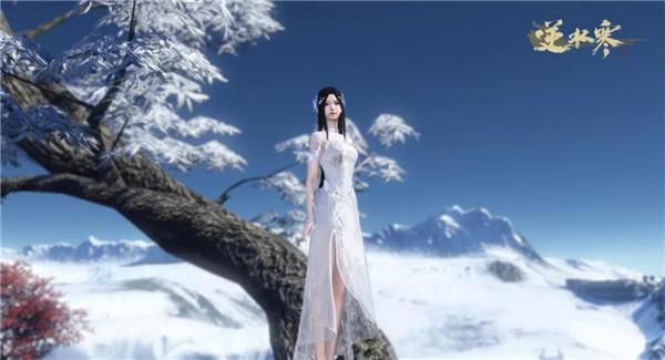 《逆水寒》女性时装雾冷天香图文展示图片
