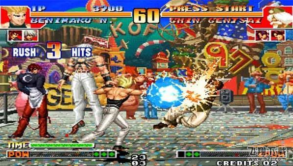 拳皇97 三问版V1.2.3 安卓版_52z.com