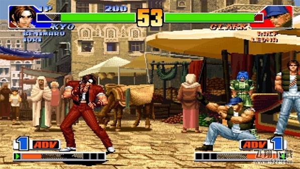 拳皇98DC版V3.8.4 安卓版_52z.com