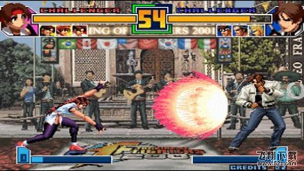 拳皇2001V3.8.4 安卓版_52z.com