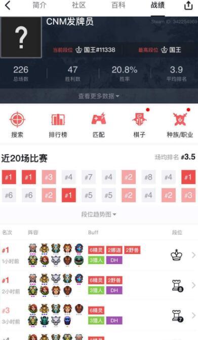 刀塔自走棋6精灵3猎阵容简要打法分析_52z.com