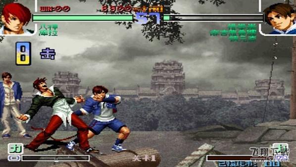 拳皇2002 魔幻加强版V3.8.4 安卓版_52z.com