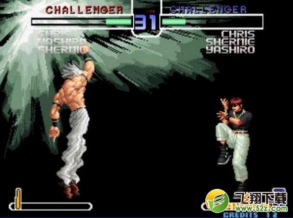 拳皇2002风云再起加强版V4.2.0 安卓版_52z.com