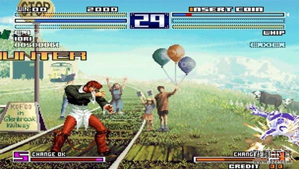 拳皇2003 卧虎藏龙 超级加强版V3.8.4 安卓版_52z.com