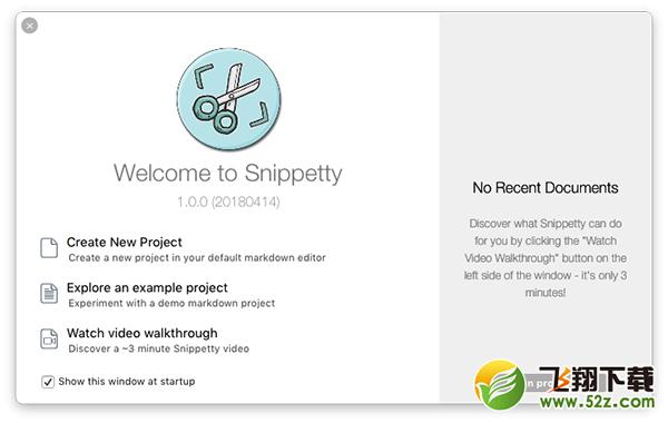 SnippettyV1.7.1 Mac版_52z.com