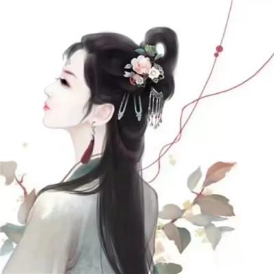 2019古风唯美情侣头像高清图片 高清唯美古风情侣头像一男一女