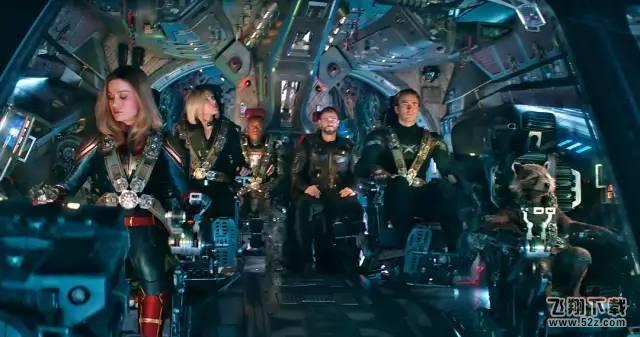 《复仇者联盟4:终局之战》电影彩蛋汇总分析_52z.com