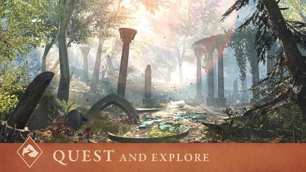 上古卷轴刀锋The Elder Scrolls Blades账号注册流程