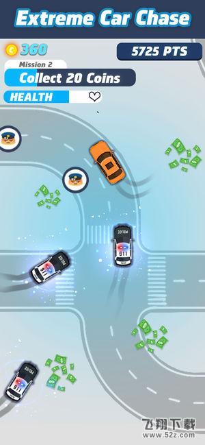 警察与汽车逃生V1.0 苹果版_52z.com