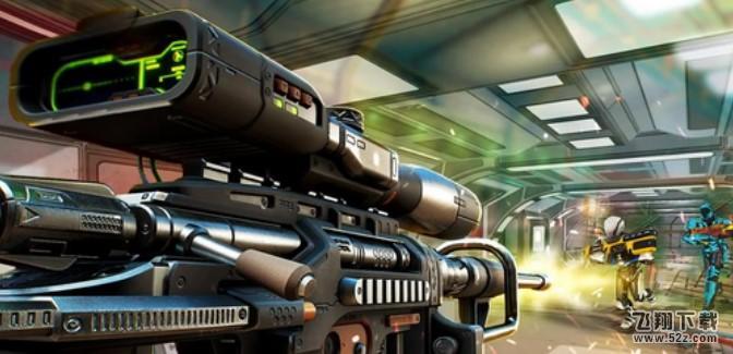 反恐机器人射击V1.0 安卓版_52z.com