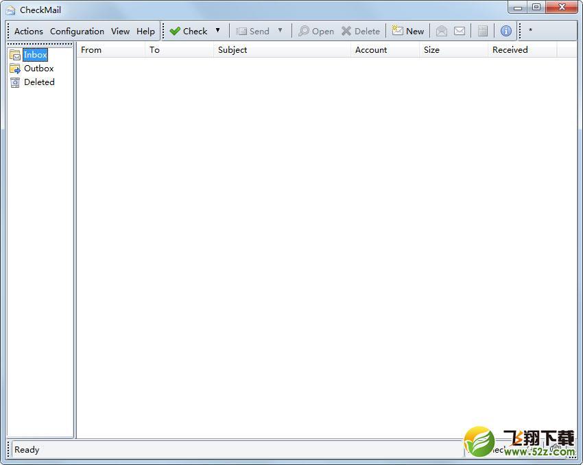 CheckMail(邮件检查软件)V5.20.0 免费版_52z.com
