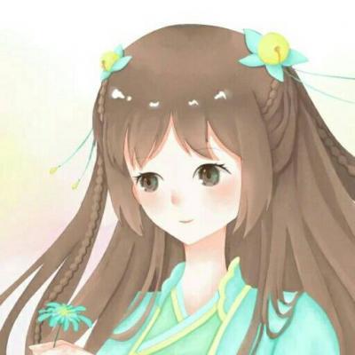 高清古风卡通女生头像唯美漂亮 高清好看的古风女生唯美头像图片_52z.com