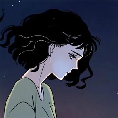 2019情侣头像一对两张卡通萌 2019最新卡通情侣头像一个人一张_52z.com