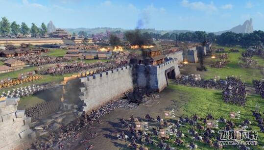 《三国全面战争》新手城镇建设攻略