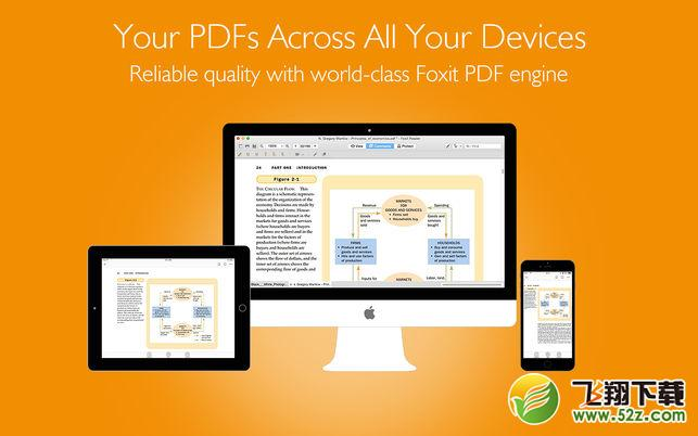 福昕PDF阅读器V2.4.1 Mac版_52z.com