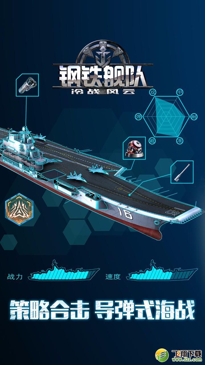 钢铁舰队V0.12.1.1 变态版_52z.com