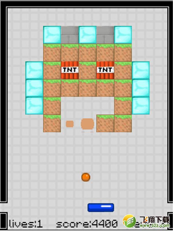 我的世界打砖块_52z.com