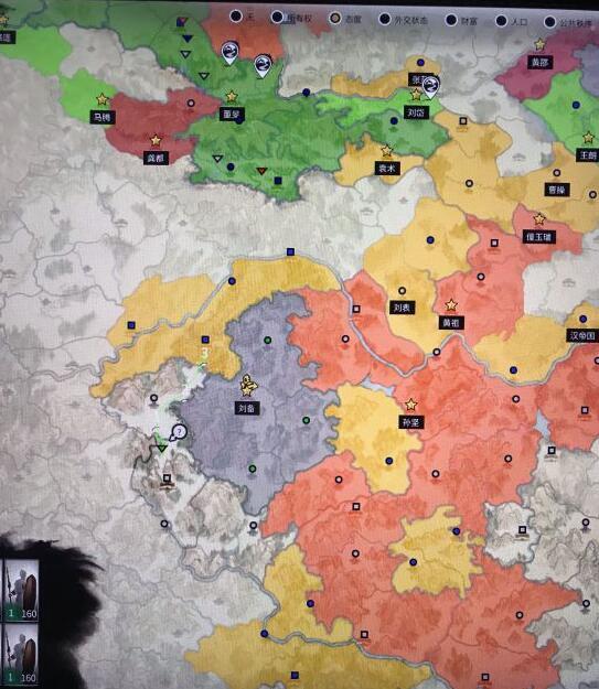 《三国全面战争》刘备吞并流玩法心得_52z.com