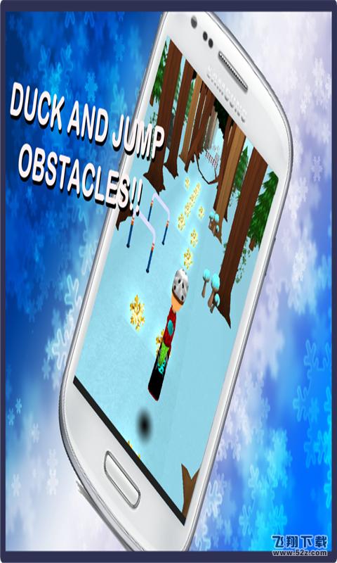 雪地滑板V1.0.1 安卓版_52z.com