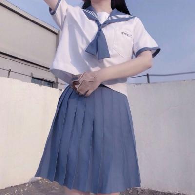 学院风小清新头像女生下半身 唯美学院风小清新女生头像_52z.com