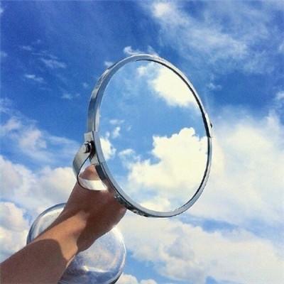 微信最吉利的好看头像蓝天图片 微信头像蓝天白云图片大全_52z.com