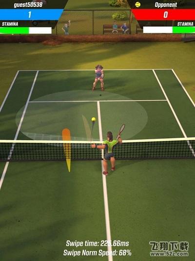 网球冲突V0.7.1 安卓版_52z.com