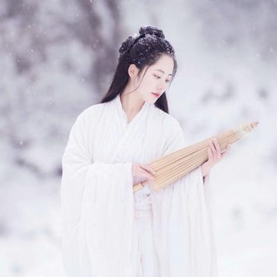 微信古风头像冷艳唯美大全2019 微信头像冷艳古风女生图片大全_52z.com