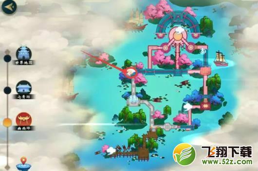 剑网3指尖江湖幽雨坪密室解锁攻略_52z.com