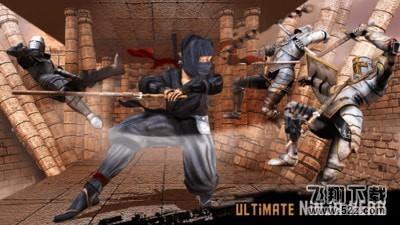 忍者战士生存战争V1.0 安卓版_52z.com
