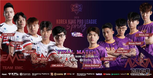 KRKPL:EMC和Nova成功会师决赛 世冠杯KRKPL赛区表现可期_52z.com