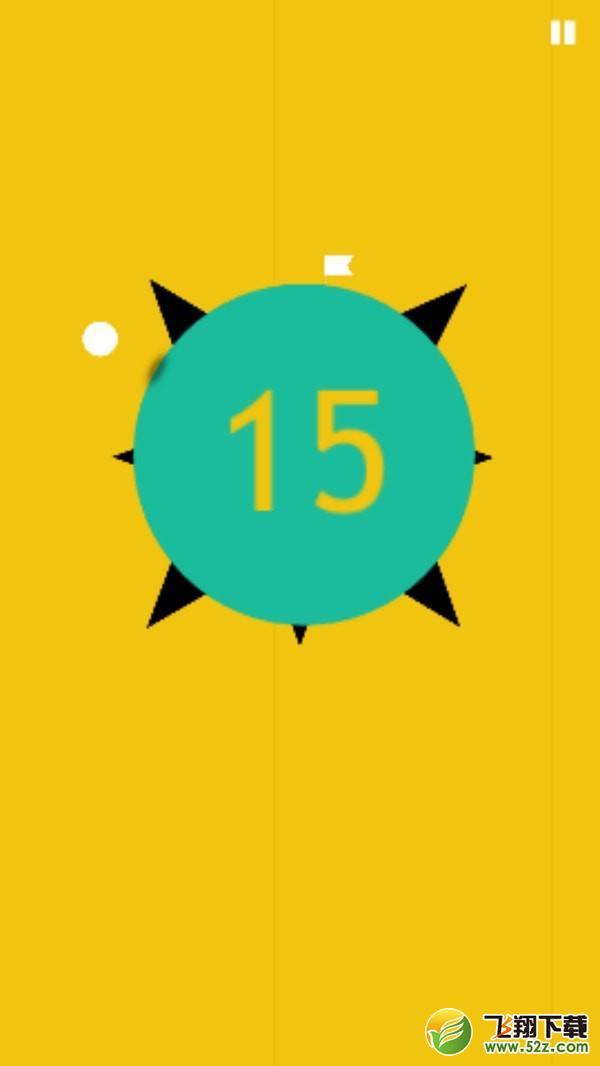 圆球跳跃V2.0 苹果版_52z.com
