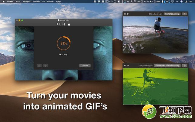 GIF tedV1.1.3 Mac版_52z.com
