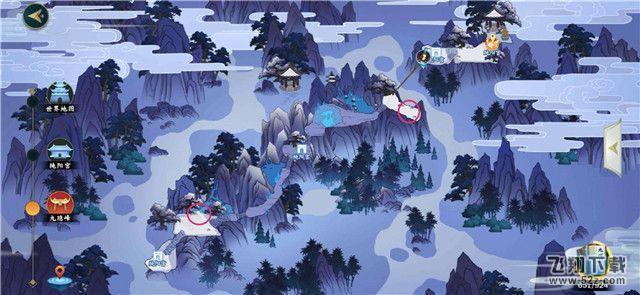 剑网3指尖江湖江湖秘九隐峰风雷声动攻略