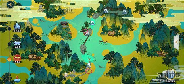 剑网3指尖江湖江湖秘灵霄峡赴约攻略