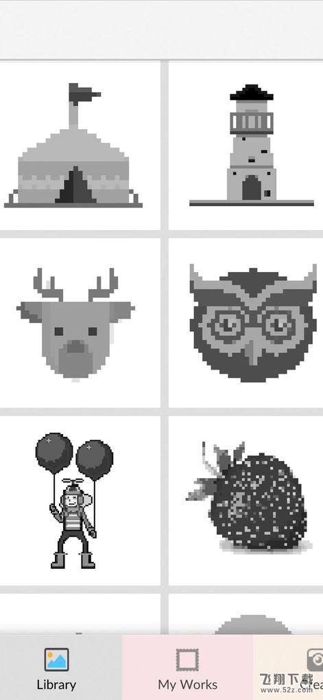 像素绘画艺术V1.0 苹果版_52z.com