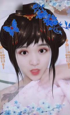 抖音app点蝴蝶变女装特效拍摄方法教程_52z.com