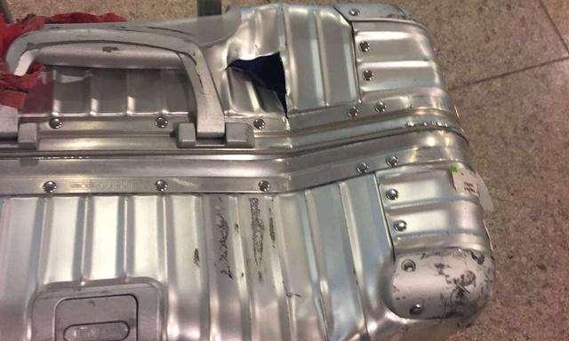 8000元行李箱托运报废是怎么回事 8000元行李箱托运报废是什么情况_52z.com
