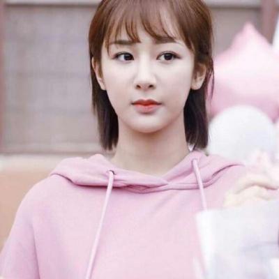 杨紫头像大全萌萌哒 亲爱的热爱的佟年头像_52z.com