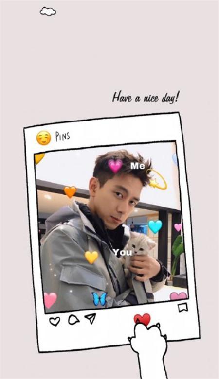 亲爱的热爱的韩商言壁纸可爱图片 李现最新手机壁纸超酷