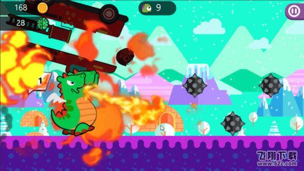怪物生死逃亡V1.1.2 安卓版_52z.com