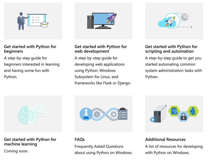 微软官方上线Python教程是怎么回事 微软官方上线Python教程是真的吗_52z.com