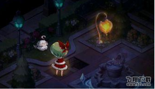 《宝石研物语》大厨要的茄子位置坐标一览