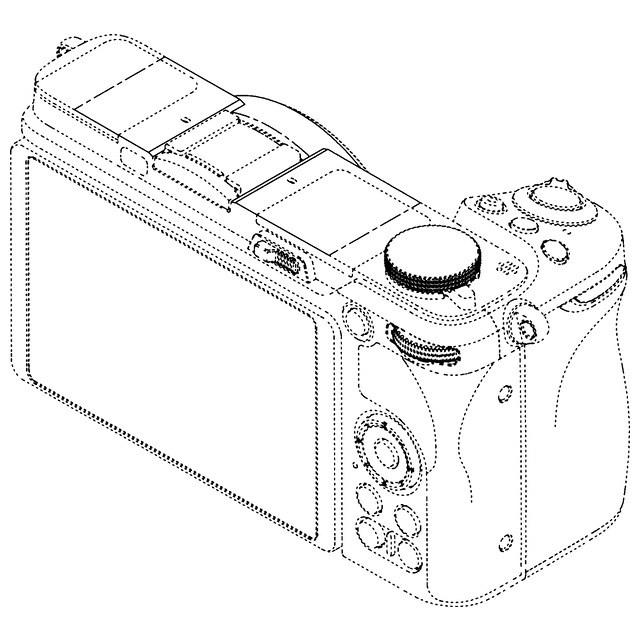 尼康无反相机设计专利曝光是怎么回事?_52z.com