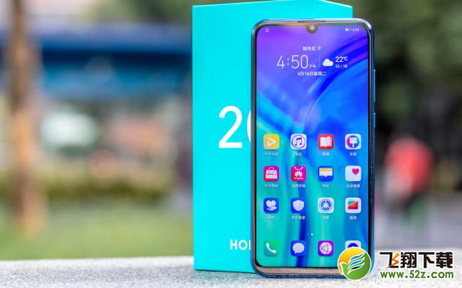 荣耀9x和荣耀20i手机对比实用评测_52z.com