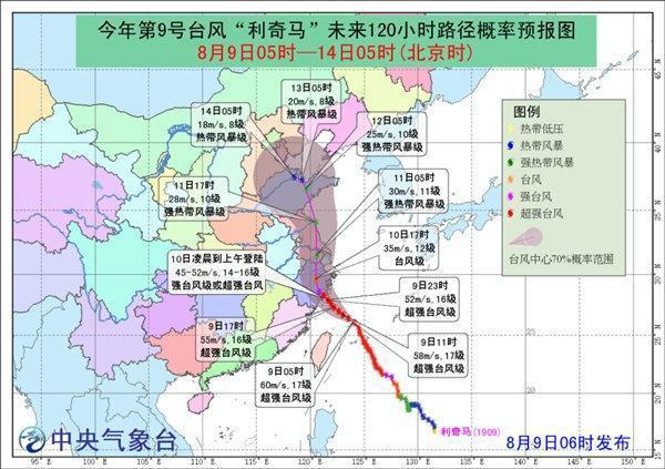 首个台风红色预警是怎么回事 首个台风红色预警是什么情况_52z.com