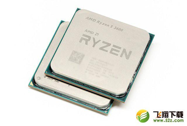 R5 3600和R5 2600对比实用评测_52z.com