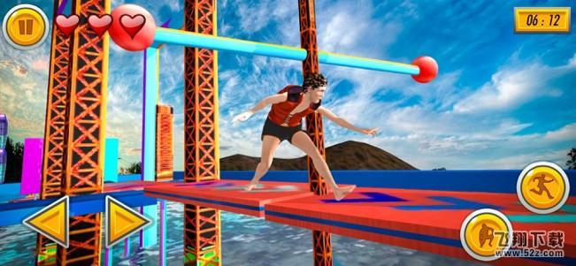 水特技演员3D比赛V1.0 苹果版_52z.com