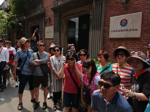 韩国人扎堆到上海是怎么回事 韩国人扎堆到上海是什么情况_52z.com